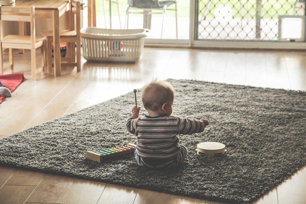 Inteligência Musical - Bebê